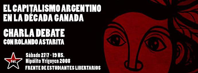 El capitalismo argentino en la década ganada