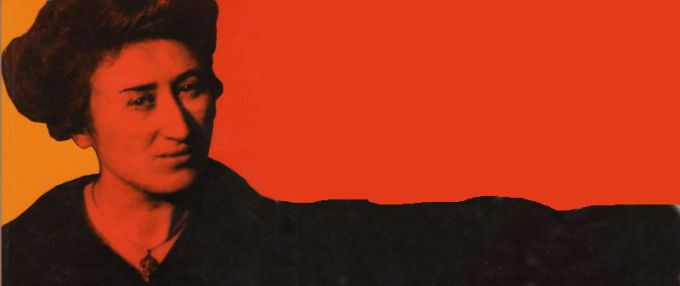 Aclaración sobre pasaje de Rosa Luxemburgo
